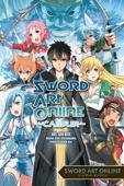 Sword Art Online Calibur Book Cover
