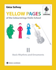 YELLOW PAGES II: BASIC RHYTHMS AND ORNAMENTS