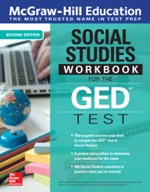 McGraw-Hill Education Social Studies Workbook for the GED Test, Second Edition