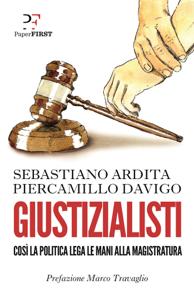 Giustizialisti Copertina del libro