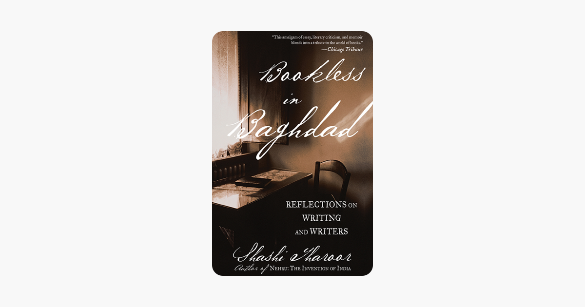 bookless in baghdad pdf