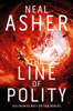 Neal Asher - The Line of Polity artwork