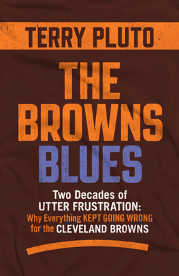 The Browns Blues - Terry Pluto book