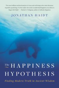 The Happiness Hypothesis La couverture du livre martien