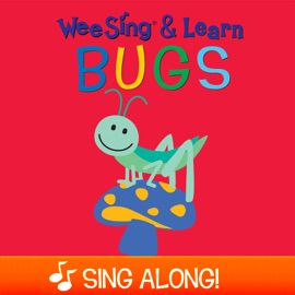 WEE SING & LEARN BUGS