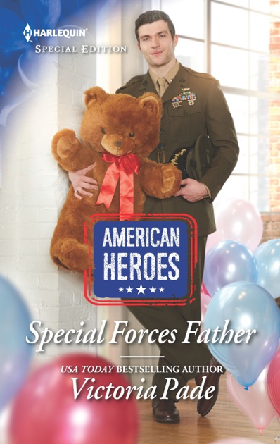 Special Forces Father By Victoria Pade On Apple Books
