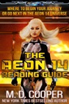 The Aeon 14 Reading Guide Series Order And Information About The Aeon 14 Universe