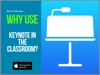 Simon Pile - Why use Keynote in the Classroom? artwork