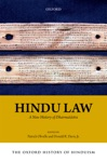 The Oxford History Of Hinduism Hindu Law