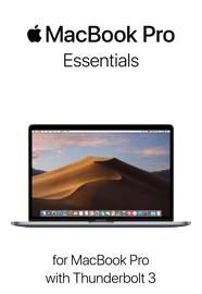 MacBook Pro Essentials book