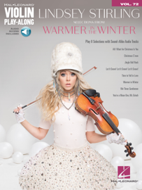 Lindsey Stirling - Selections from Warmer in the Winter book