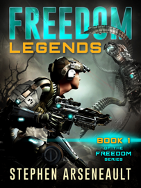 FREEDOM Legends book