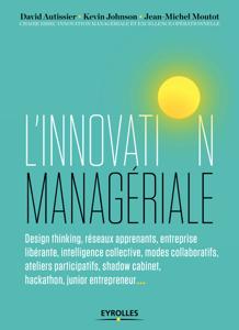 L'innovation managériale La couverture du livre martien