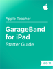 Apple Education - GarageBand for iPad Starter Guide iOS 11 artwork
