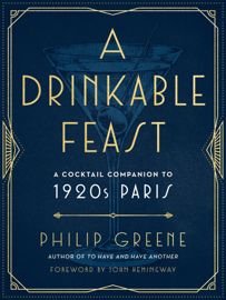 A Drinkable Feast book