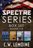 C.W. Lemoine - The Spectre Series Box Set (Books 1-4) artwork