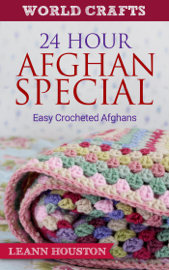 24 Hour Afghan Special : Easy Crocheted Afghans