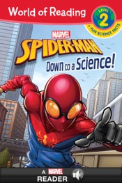 World of Reading: Spider-Man Down to a Science!