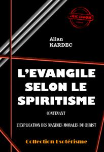 L'évangile selon le spiritisme La couverture du livre martien
