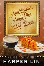 Americanos, Apple Pies, and Art Thieves book