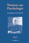 Notizen Zur Psychologie