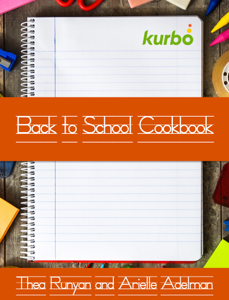The Kurbo Back to School Cookbook Book Review