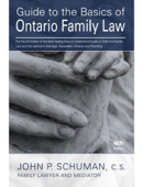Guide to the Basics of Ontario Family Law