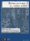Romancero I C 1421 - 1520