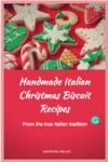 Handmade Italian Christmas Biscuit