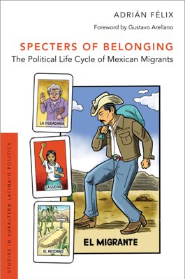 Specters of Belonging - Adrián Félix book