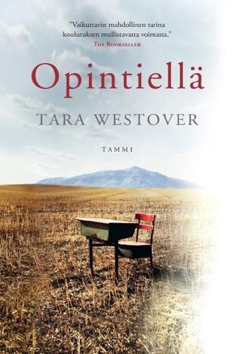 Tara Westover & TERO VALKONEN - Opintiellä