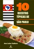 10 Receitas típicas de São Paulo Book Cover