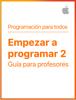 Apple Education - Empezar a programar 2 ilustraciГіn