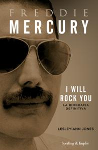 Freddie Mercury Copertina del libro