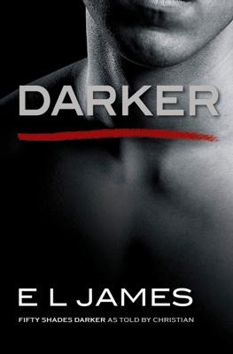 E L James - Darker book
