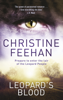 Christine Feehan - Leopard's Blood artwork