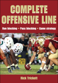 Complete Offensive Line Book Cover