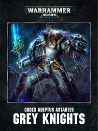 Codex: Grey Knights Enhanced Edition book