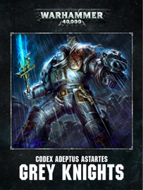 Codex: Grey Knights Enhanced Edition