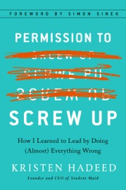 Permission to Screw Up read online