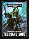 Codex Chaos Thousand Sons