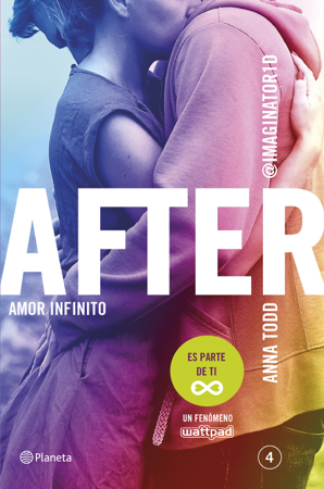 After. Amor infinito (Serie After 4) - Anna Todd
