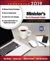 Zondervan 2019 Ministers Tax And Financial Guide