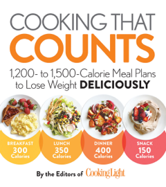 Cooking that Counts book