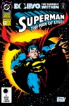 Superman The Man Of Steel Annual 1992- 1