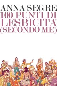 100 punti di lesbicità Copertina del libro