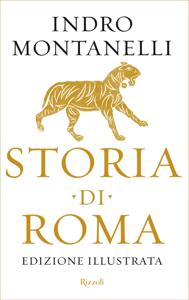 Storia di Roma (edizione illustrata) Copertina del libro