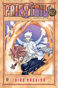Fairy Tail vol. 62 Book Cover