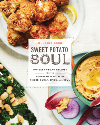 Sweet Potato Soul - Jenne Claiborne book