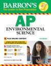 Barrons AP Environmental Science With Bonus Online Tests